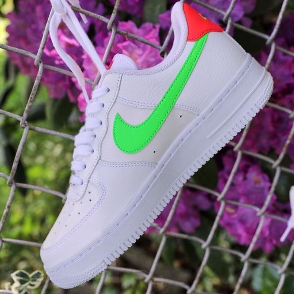 Nike Air Force Watermelon   Poshmark